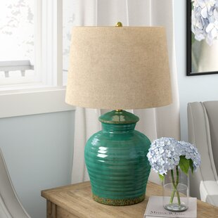 Top Reviews Bessie Ceramic Jug 24.5 Table Lamp By Laurel Foundry Modern Farmhouse