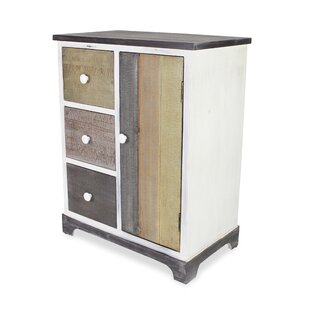 Kempner 3 Drawer Nightstand