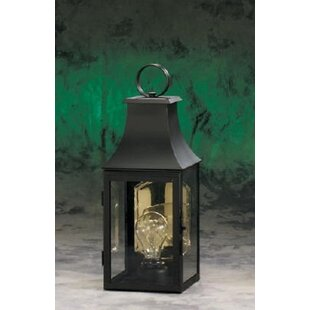 Bargain Brook Farm 1-Light Outdoor Wall Lantern By Darby Home Co