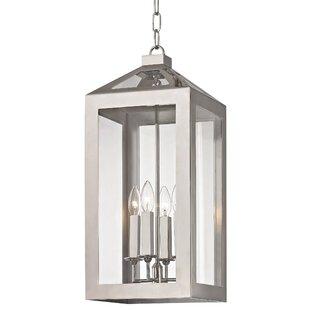 Artus 4-Light Lantern Pendant by Darby Home Co