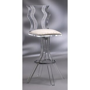 Monaco 24 Swivel Bar Stool Muniz