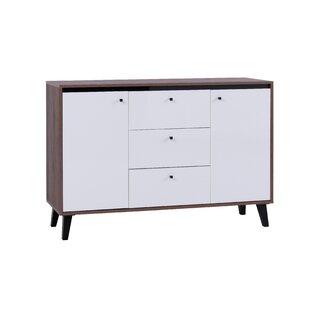 Ayana 3 Drawer Combi Chest By Isabelline