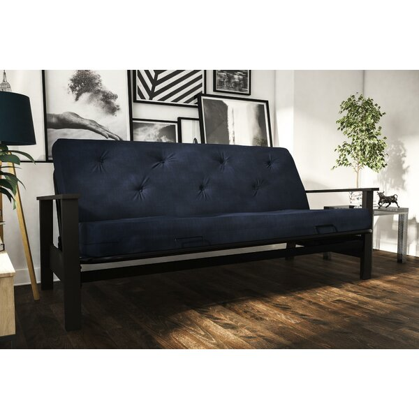 Magnificent Big And Tall Futon Wayfair Gmtry Best Dining Table And Chair Ideas Images Gmtryco