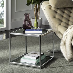 Cletus End Table By Wade Logan