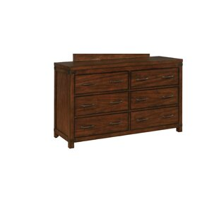 Turnbull 6 Drawer Double Dresser