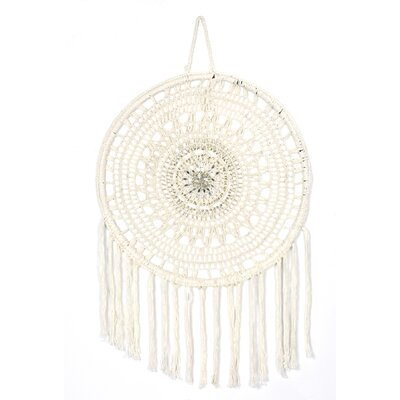 Bungalow Rose Dream Catcher Wall Hanging