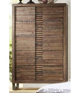 Union Rustic Laws 5 Drawer Chest