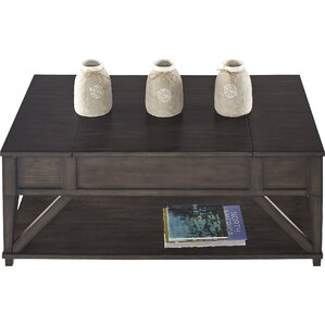 Clark Fork Coffee Table with L..