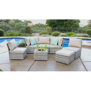 Quincy 7 Piece Sectional S..