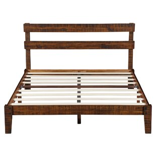 Hanah Platform Bed by Union Rustic