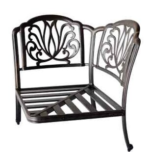 Kristy Corner Chair by Darby Home Co