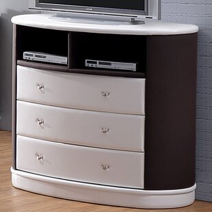 Roussel 3 Drawer Chest