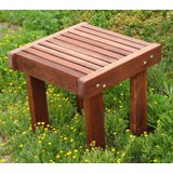 Varda Solid Wood Side Table