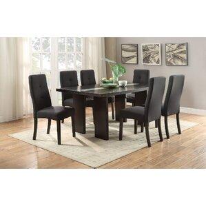 Joann 7 Piece Dining Set by A&J Homes Studio
