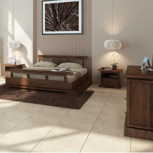 Cecere Platform 3 Piece Configurable Bedroom Set