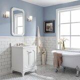 Kylan 24 Single Bathroom Vanity Set with Mirror by Alcott Hill