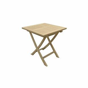 Sturdevant Folding Bistro Table Image