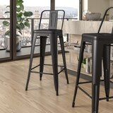 Derbyshire Bar & Counter Stool (Set of 2) by Beachcrest Home