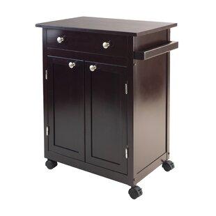 Levin Kitchen Cart byThree Posts