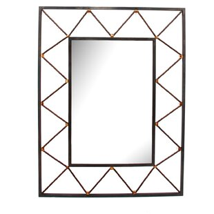 Bloomsbury Market Killion Iron Accent Mirror
