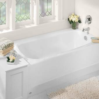Therapeutic Tubs Aspen 60 X 32 Walk In Soaking Bathtub Wayfair