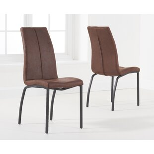 Sabrina Upholstered Dining Chair (Set Of 2) By Williston Forge
