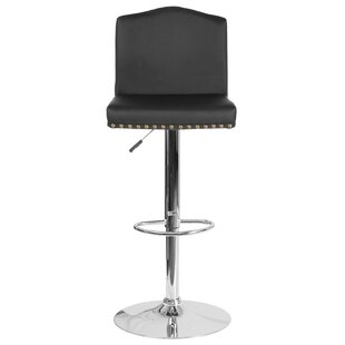 Marleigh Adjustable Height Swivel Bar Stool