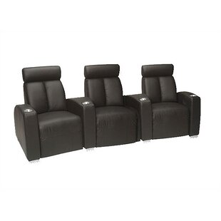Bass Ambassador Home Theater Lounger (Row of 3)