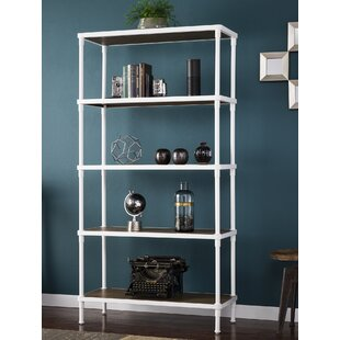Ewalt Etagere Bookcase by Breakwater Bay Best #1