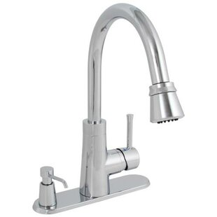 Premier Faucet Essen Pull Down Single Handle Kitchen Faucet