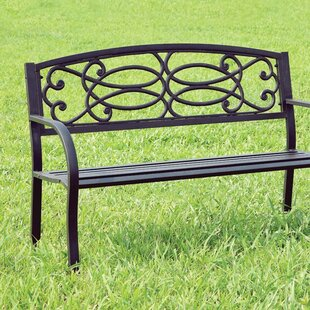 Vogel Steel Garden Bench