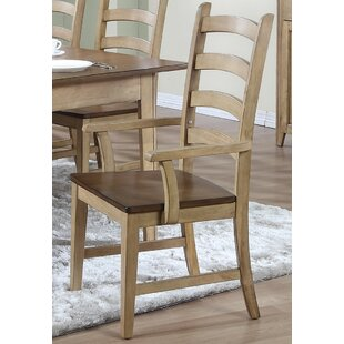 Huerfano Valley Solid Wood Dining Chair (Set Of 2) by Loon Peak New Design