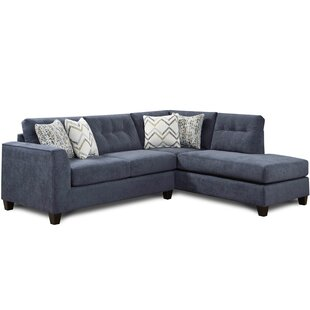 Avienda Slate Sectional by Wrought Studio Reviews