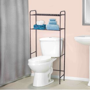 Cadell 23 W x 54 H Over The Toilet Storage by Rebrilliant