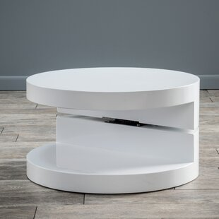 Read Reviews Starner Coffee Table by Ebern Designs Reviews (2019) & Buyer's Guide