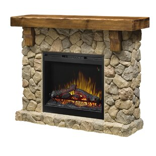 Rich Electric Fireplace by Loon Peak