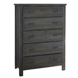 Sweitzer 5 Drawer Chest by Gracie Oaks
