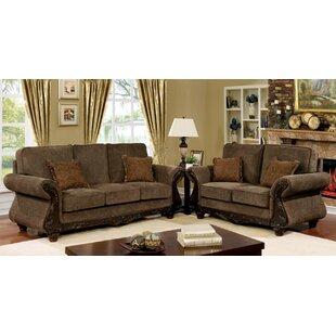 Andrew Home Studio Thomasina Configurable Living Room Set