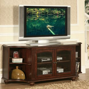 Great Price Piedmont TV Stand for TVs up to 60 by Woodhaven Hill Reviews (2019) & Buyer's Guide