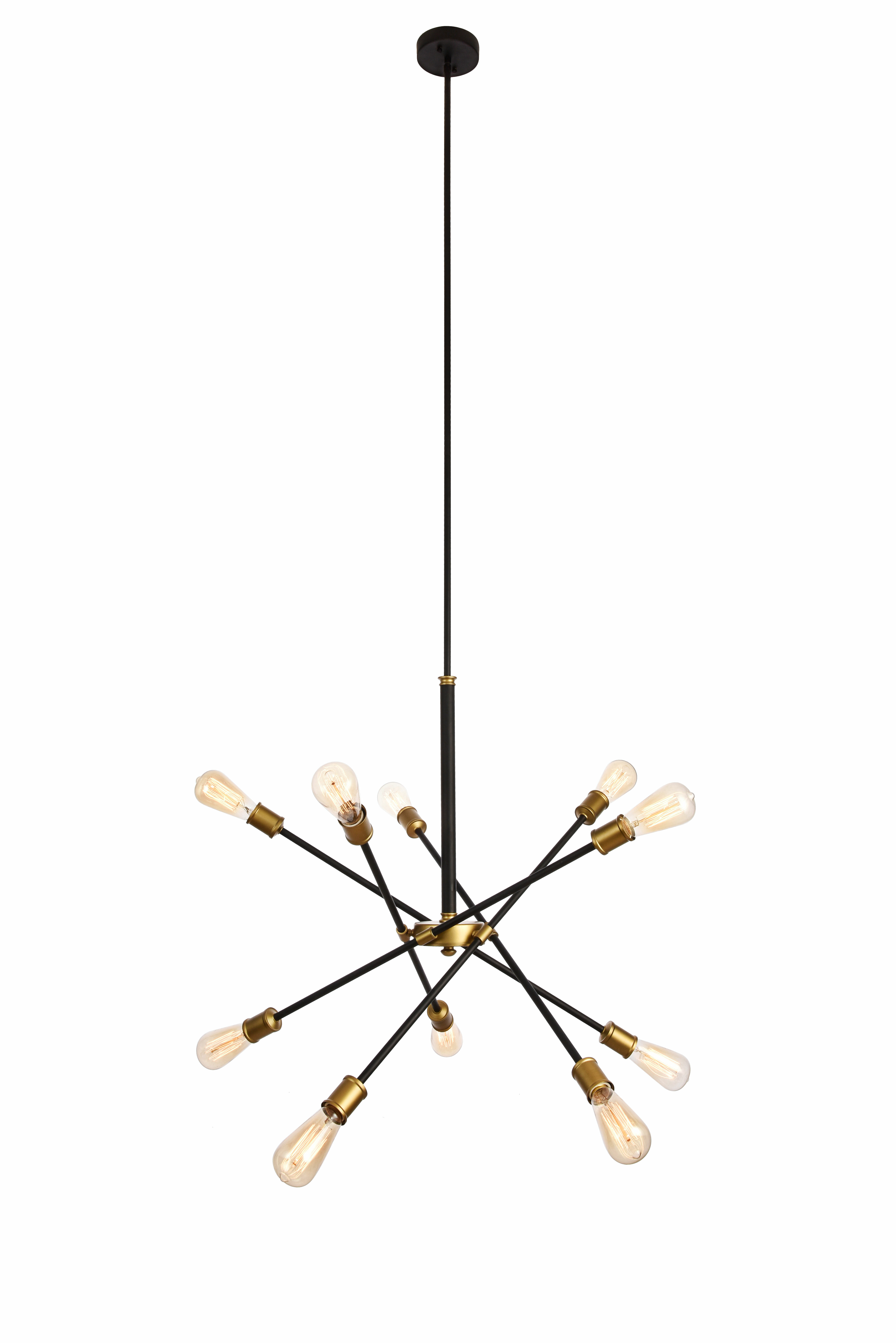Modern and contemporary chandeliers allmodern