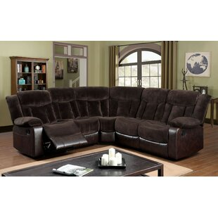 Red Barrel Studio HolterReclining Sectional