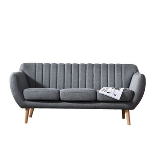 Villalba Sophisticated And Stylish Standard Sofa by George Oliver Fresh