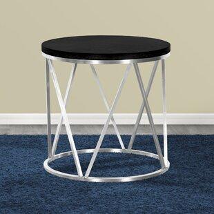 Humberwood Round End Table By Orren Ellis