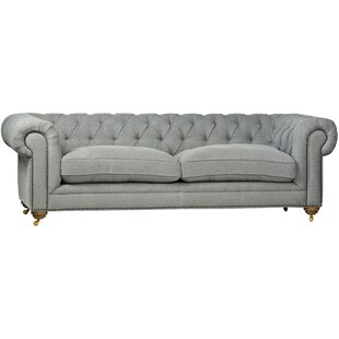 Chesterfield Sofa by Tipton & Tate Herry Up