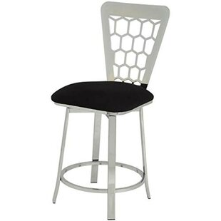 Sickles Counter Height Upholstered Dining Chair (Set of 2)