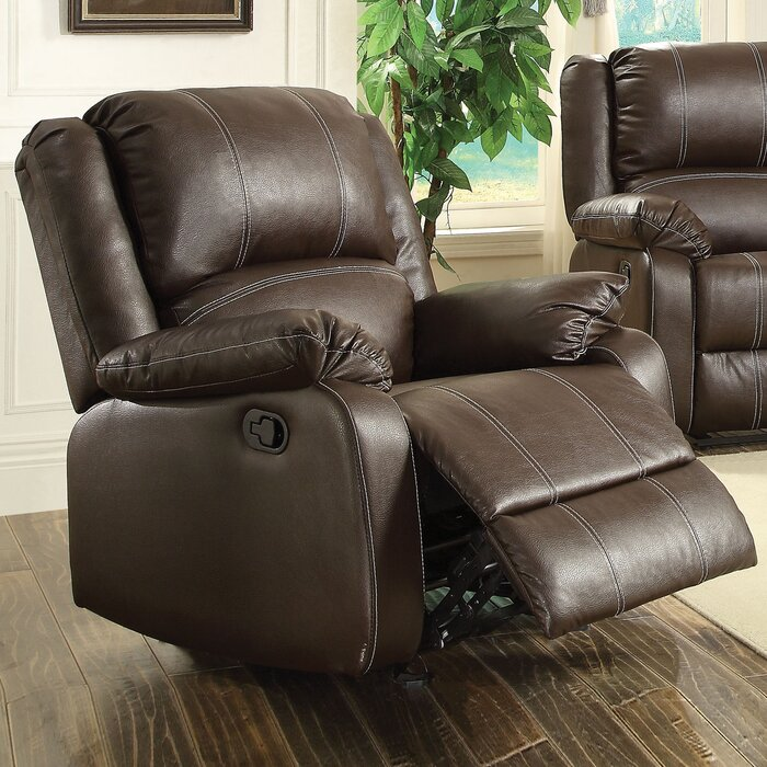 Stupendous Maddock Manual Rocker Recliner Caraccident5 Cool Chair Designs And Ideas Caraccident5Info