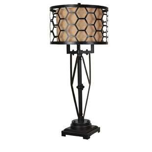 17 Stories Helmi 41'' Table Lamp