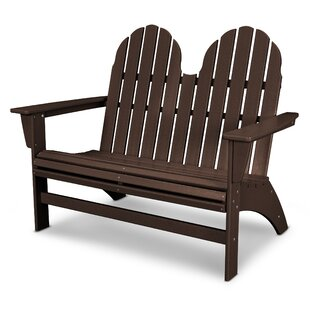 Vineyard Park Bench by POLYWOOD®