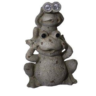 Frog Rosalind Wheeler Statues Sculptures You Ll Love In 2021 Wayfair