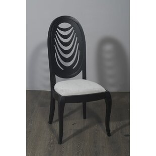 Mcdade Solid Wood Dining Chair by Bloomsb..